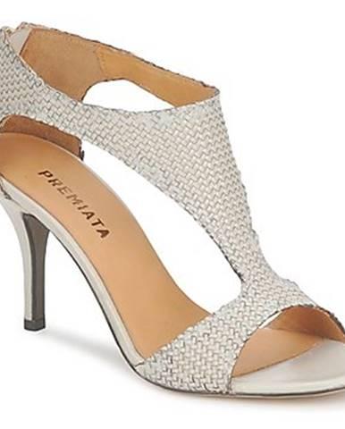 Biele sandále Premiata