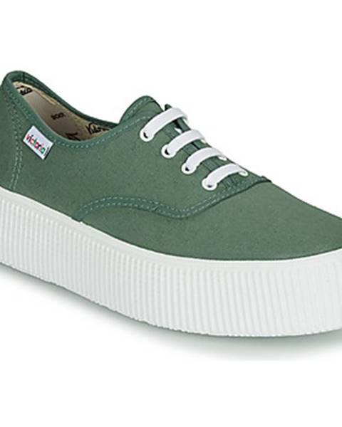 Zelené tenisky Victoria