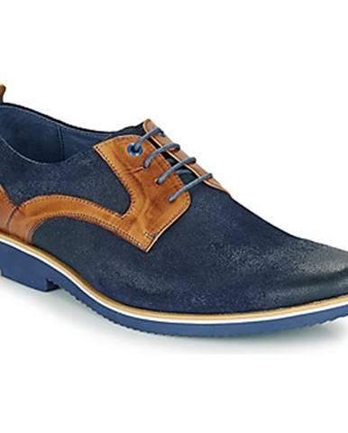 Modré topánky Kdopa
