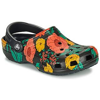 Nazuvky Crocs  CLASSIC PRINTED FLORAL CLOG