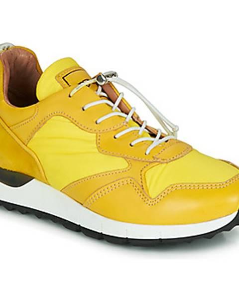 Žlté tenisky Mjus