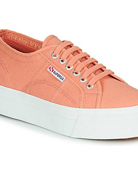Ružové tenisky Superga