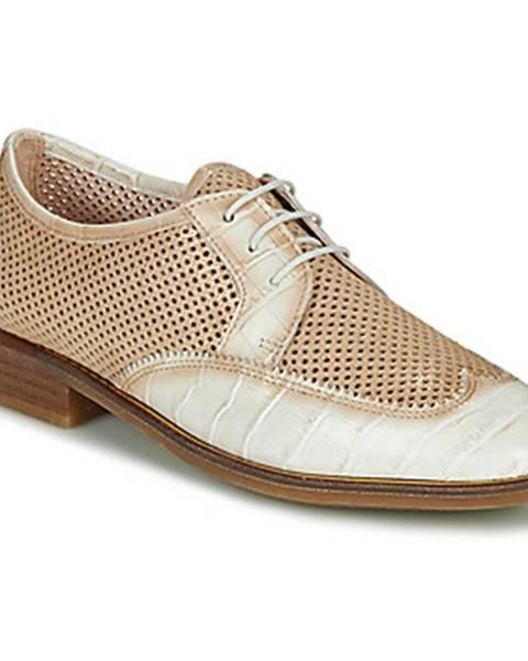 Béžové topánky Hispanitas