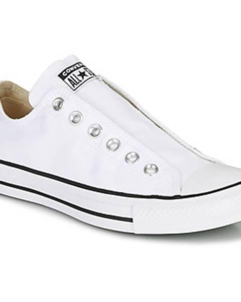 Biele espadrilky Converse