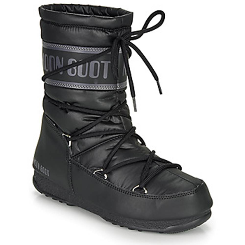 Moon Boot Obuv do snehu Moon Boot  MOON BOOT MID NYLON WP