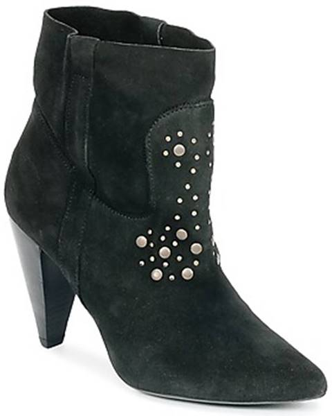 Čierne topánky Ikks