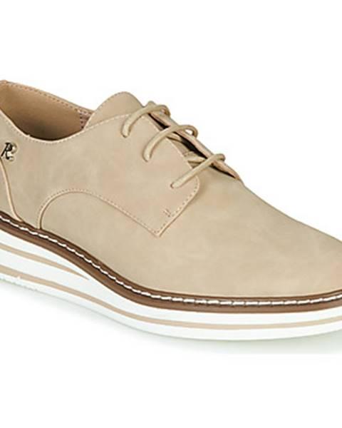 Béžové topánky Refresh