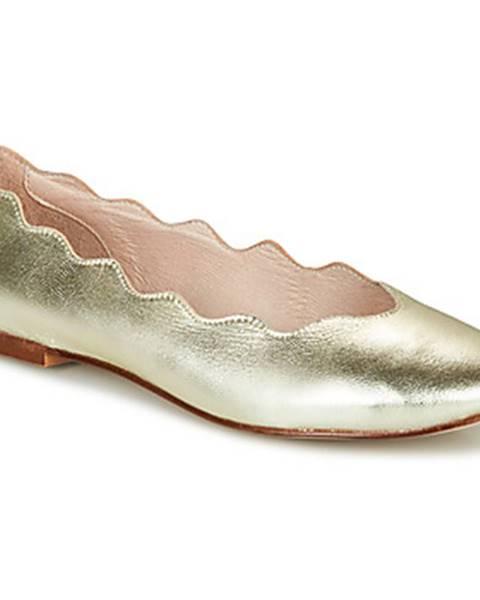 Zlaté balerínky Betty London