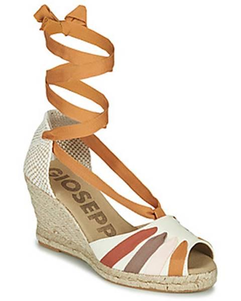 Béžové sandále Gioseppo