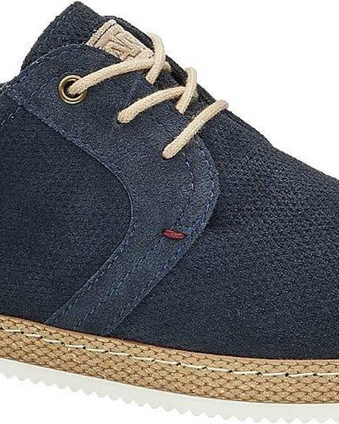 Modré topánky AM SHOE