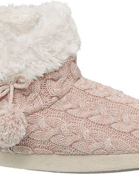 Ružové papuče Casa mia