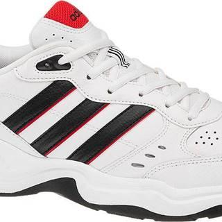 adidas - Biele tenisky Adidas Strutter