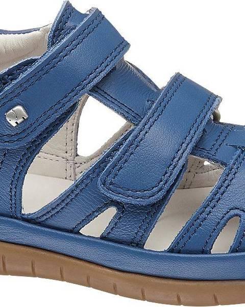 Modré sandále Elefanten