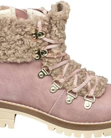 Ružové topánky Graceland