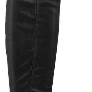 Catwalk - Čierne čižmy nad kolená Catwalk
