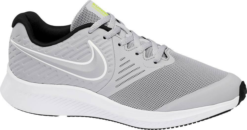 Nike NIKE - Sivé tenisky Nike Star Runner 2