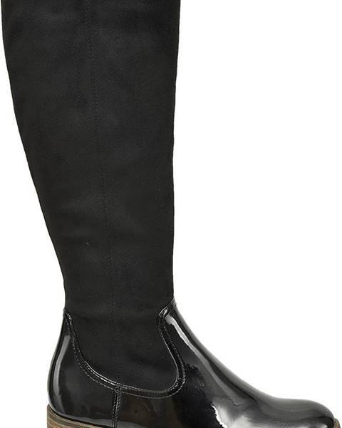 Čierne čižmy Graceland