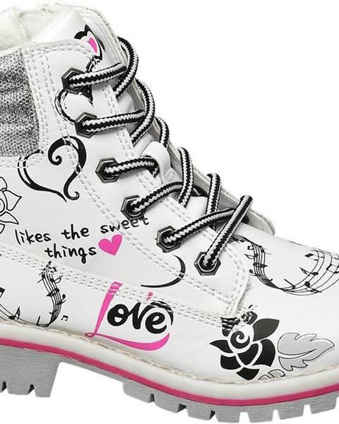 Biele topánky Venice