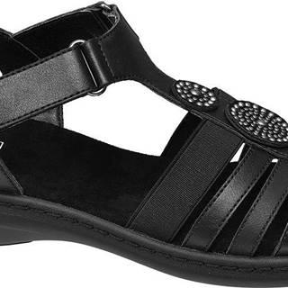 Komfortné sandále