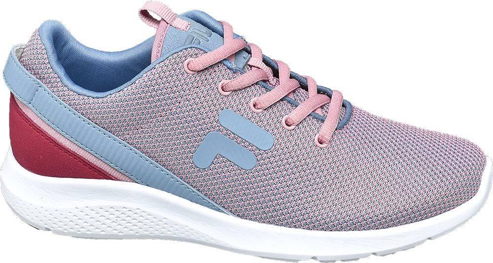 Fila - Modro-ružové tenisky...