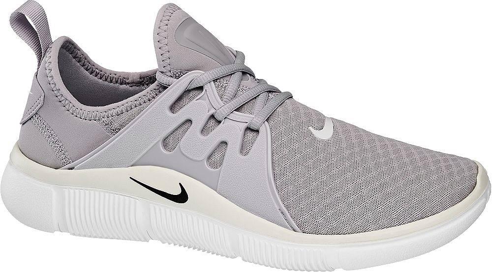 Nike NIKE - Sivé tenisky Nike Acalme