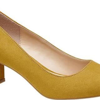 Graceland - Žlté lodičky Graceland