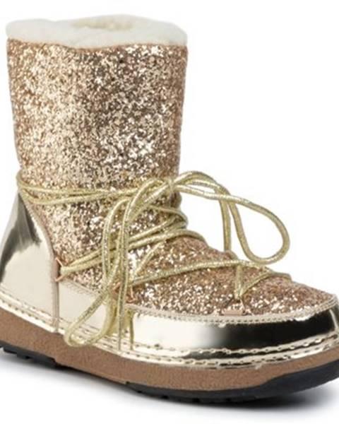 DeeZee Členkové topánky DeeZee WS5016-01 Vysokokvalitný materiál,koža ekologická
