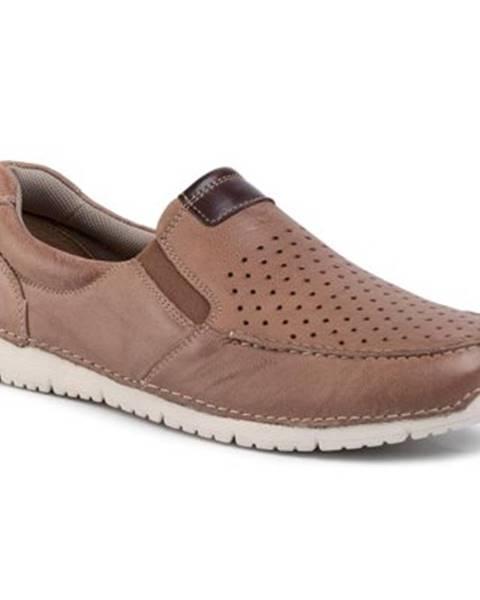 Béžové topánky Lasocki for men
