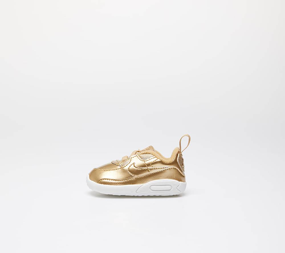 Nike Nike Max 90 Crib QS Metallic Gold/ Metallic Gold