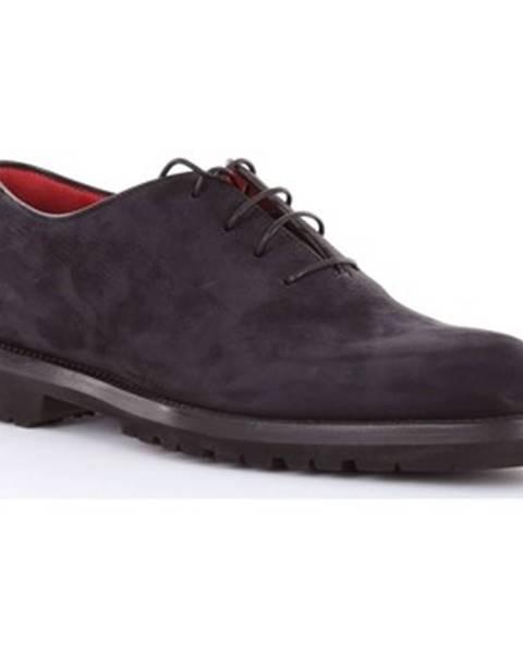 Modré topánky Barrett