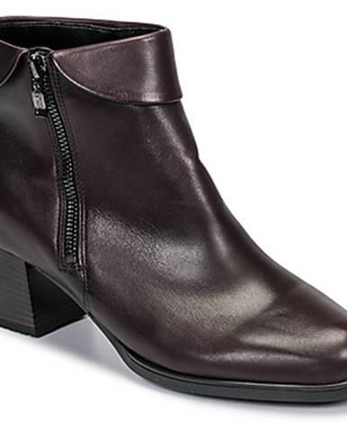 Hnedé topánky Ara