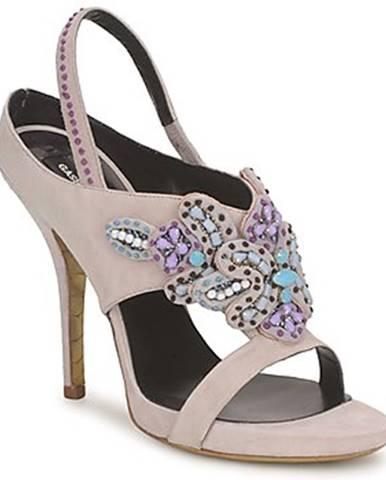 Béžové sandále Gaspard Yurkievich