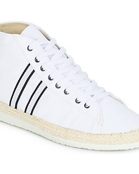 Biele tenisky Ippon Vintage