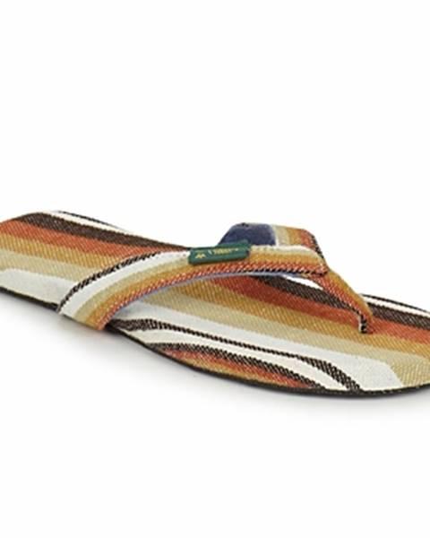 Hnedé topánky SoleRebels