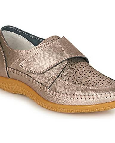 Zlaté topánky Damart