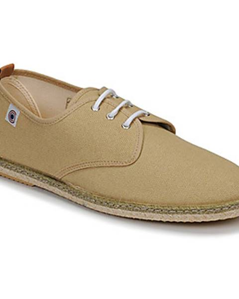 Béžové topánky Casual Attitude