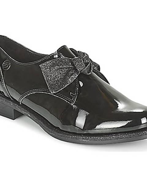Čierne topánky Betty London