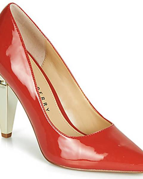 Červené lodičky Katy Perry