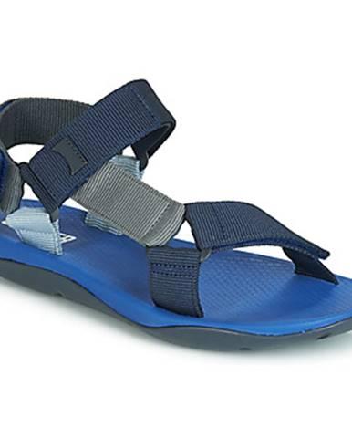 Modré sandále Camper