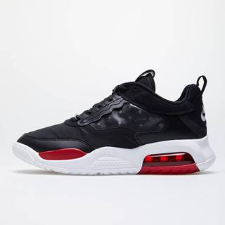 Jordan Max 200 Black/ Gym Red