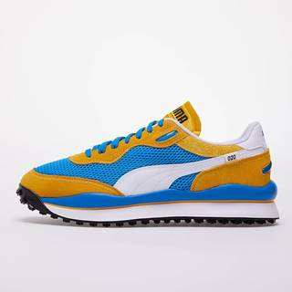 Puma Style Rider Stream On Plat Blue