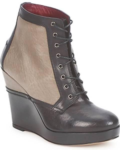 Čierne topánky Antonio Marras