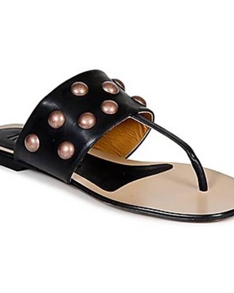 Čierne topánky Keyté