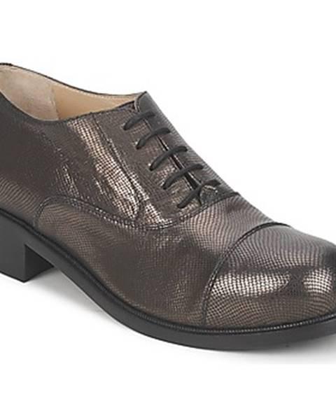 Hnedé topánky Kallisté