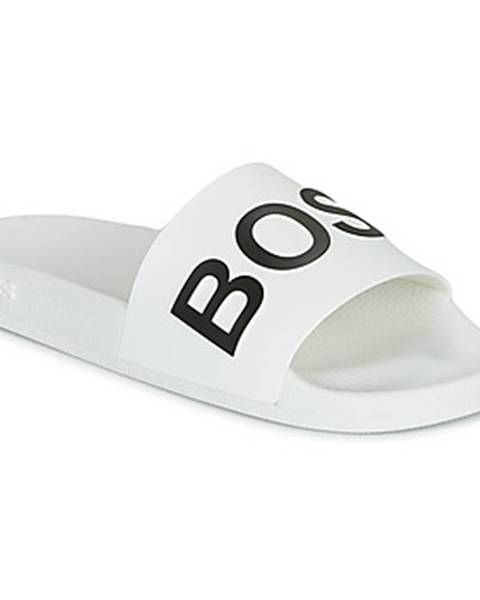 Biele topánky BOSS