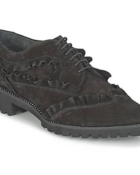 Čierne topánky Sonia Rykiel