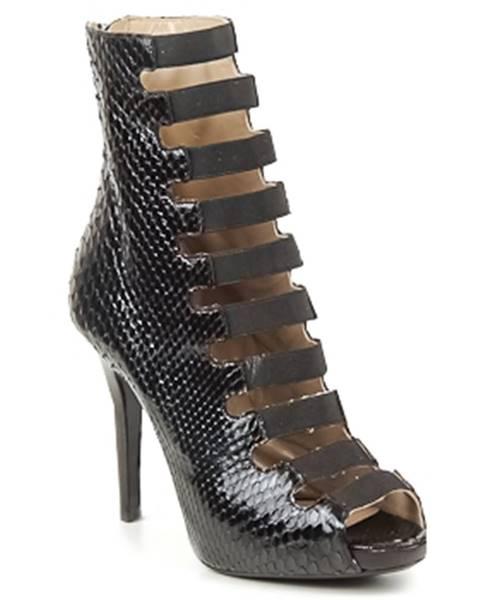 Čierne topánky Michael Kors
