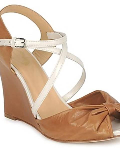 Hnedé sandále Paul   Joe