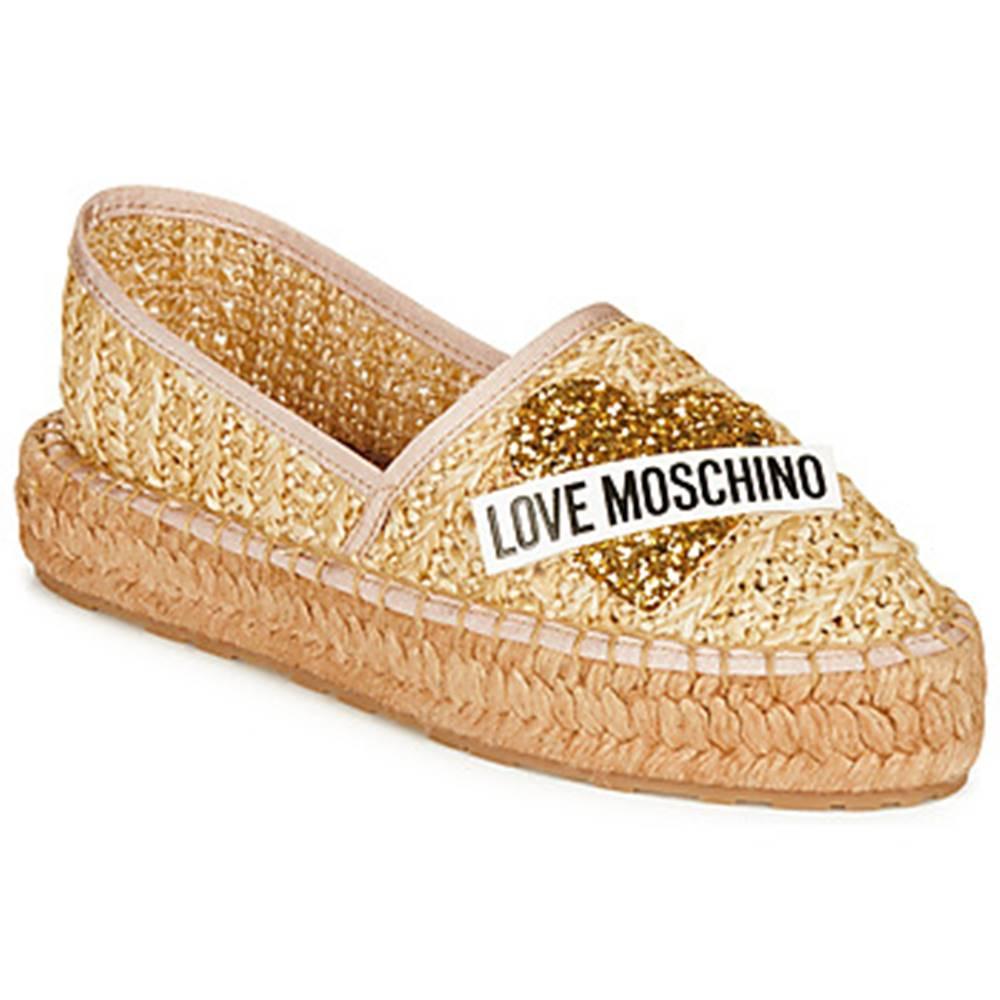 Love Moschino Espadrilky Love Moschino  JA10393G0A