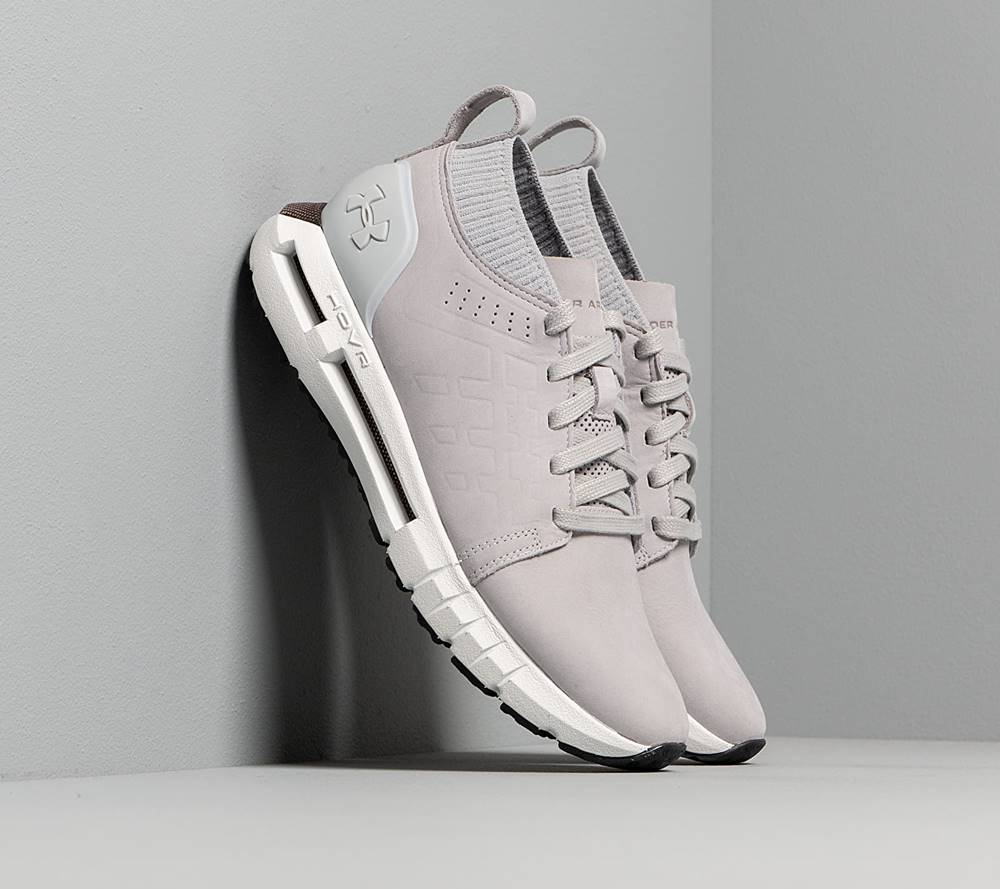 Under Armour Under Armour HOVR Lace Up Mid PRM Mod Gray